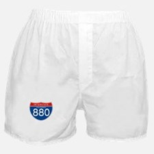 Interstate 880 - CA Boxer Shorts