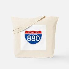 Interstate 880 - CA Tote Bag