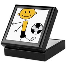 soccer_boy Keepsake Box