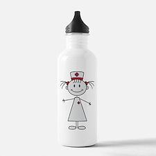 nurse Water Bottle