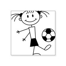 soccer_girl Sticker