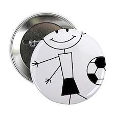 "soccer_girl 2.25"" Button"