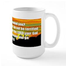 Joshua 1:9 Mug
