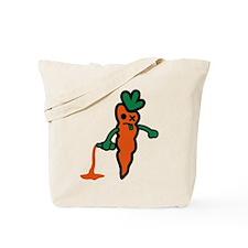 drunken_carrot Tote Bag