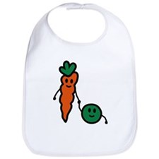 carrot_and_pea Bib