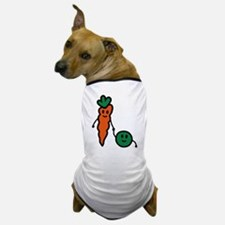 carrot_and_pea Dog T-Shirt