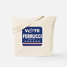 Vote Ralph Ferrucci Tote Bag