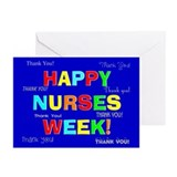 Nurse week Greeting Cards (20 Pack)