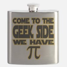 Come to the geek side we have pi Flask
