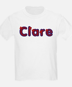 Clare Red Caps T-Shirt