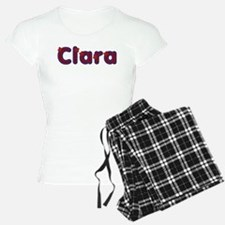 Clara Red Caps Pajamas