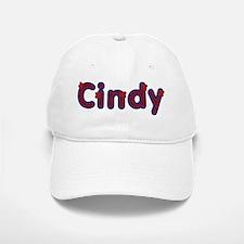 Cindy Red Caps Baseball Baseball Baseball Cap