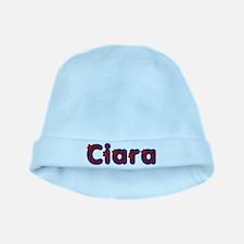 Ciara Red Caps baby hat