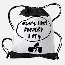 Daddy Bikes Drawstring Bag