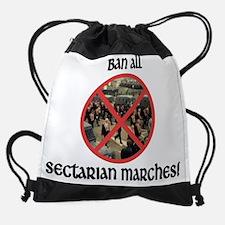 Unique Brits out Drawstring Bag