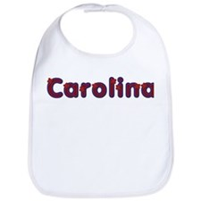 Carolina Red Caps Bib