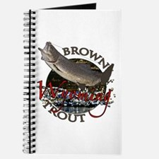 Wyoming Brown Trout Journal
