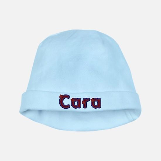 Cara Red Caps baby hat