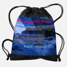 Wuthering Heights FIGURATIVE LANGUA Drawstring Bag