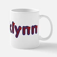 Brooklynn Red Caps Mug