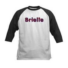 Brielle Red Caps Baseball Jersey