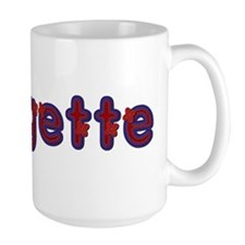 Bridgette Red Caps Mug