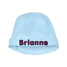 Brianne Red Caps baby hat