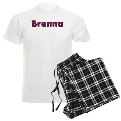Brenna Red Caps Pajamas