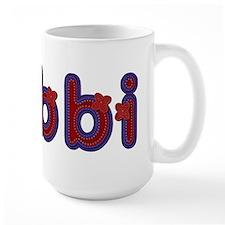 Bobbi Red Caps Mug