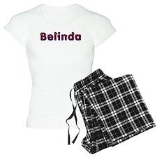 Belinda Red Caps Pajamas