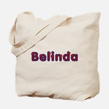 Belinda Red Caps Tote Bag