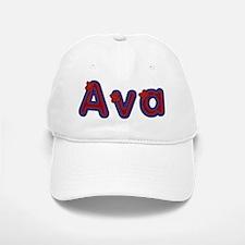 Ava Red Baseball Baseball Caps Baseball Baseball Baseball Cap