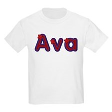 Ava Red Caps T-Shirt