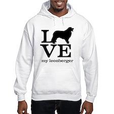 Love my Leonberger Jumper Hoodie