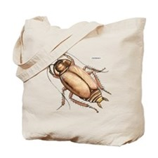 Cockroach Insect Tote Bag