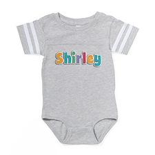 Christie Crew Long Sleeve Infant Bodysuit