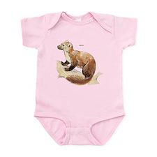 Marten Animal Infant Bodysuit