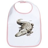 Florida gator Cotton Bibs