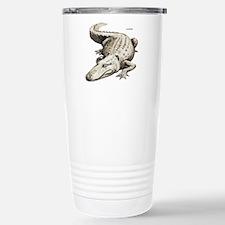 Alligator Gator Animal Stainless Steel Travel Mug