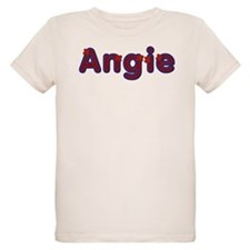 Angie Red Caps T-Shirt