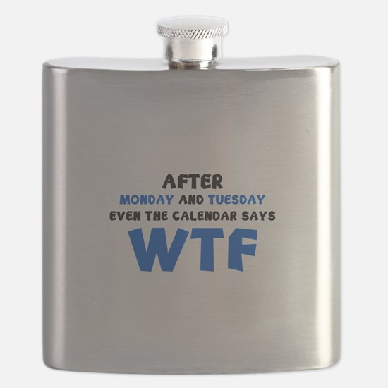 The Calendar Says WTF Flask