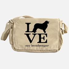 Love my Leonberger Messenger Bag