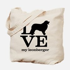 Love my Leonberger Tote Bag