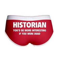 Historian Women's Boy Brief