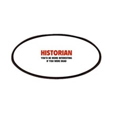 Historian Patches