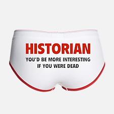 Historian Women's Boy Brief