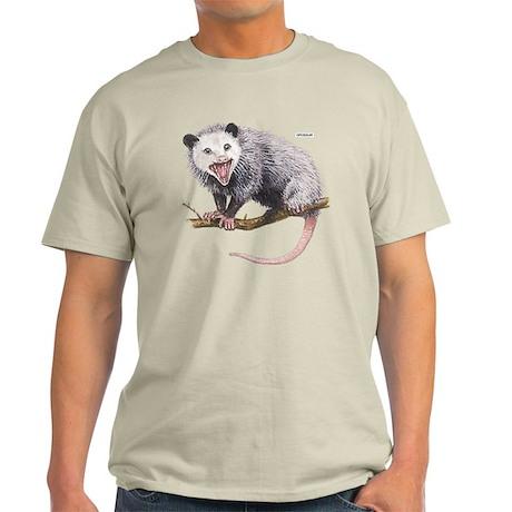 Opossum Possum Animal Light T-Shirt