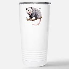 Opossum Possum Animal Travel Mug