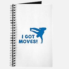 I GOT MOVES! Journal