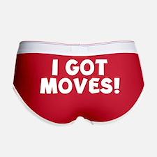 I GOT MOVES! Women's Boy Brief